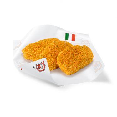 Cordon bleu de poulet Italien