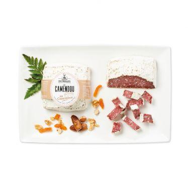 Carré camembert