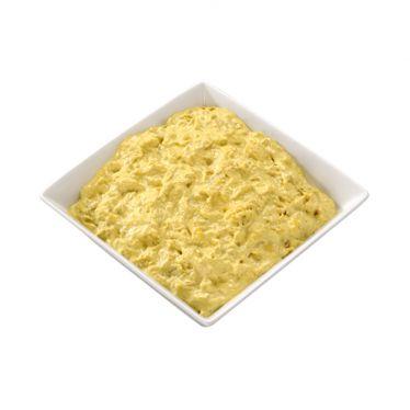 Curryhähnchen Salat