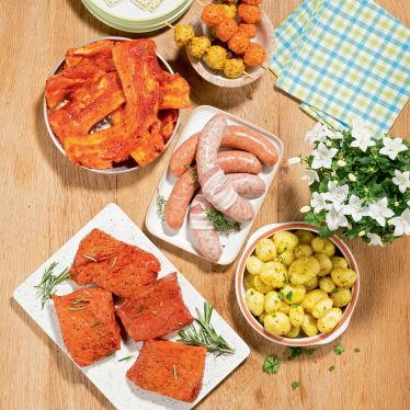 Grill-Paket 4 Pers