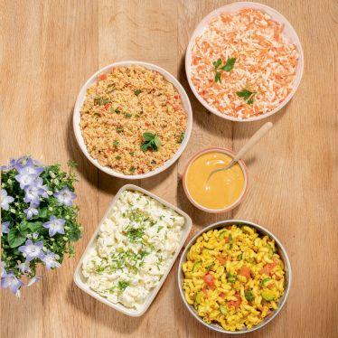 Colis salades d'été