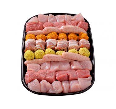 Gemischtes Fonduefleisch (3)