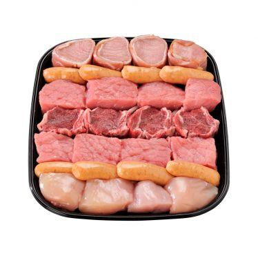 Gourmet-Platte Grill natur