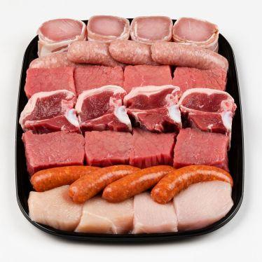 Combi grill gourmet natuur