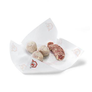Salami truffel parmesaan
