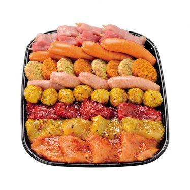 Mini Gourmet Barbecue
