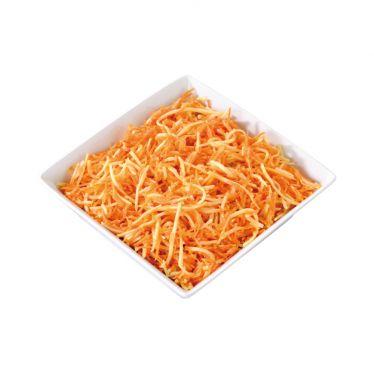 Gemischte Salat Sellerie une Karotten)