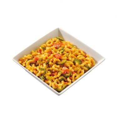 Nudelsalat mit Jungem Gemüse