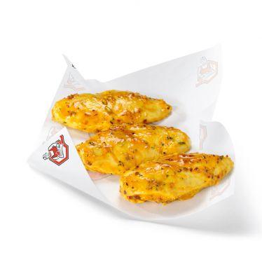 Mariniertes vorgekochtes Hühnerfilet