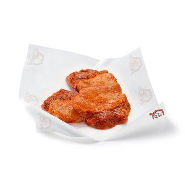 Barbecue medaillon vom Schwein