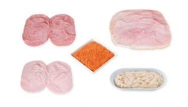 Fleischwaren paket