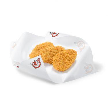 Filet de poulet croquant