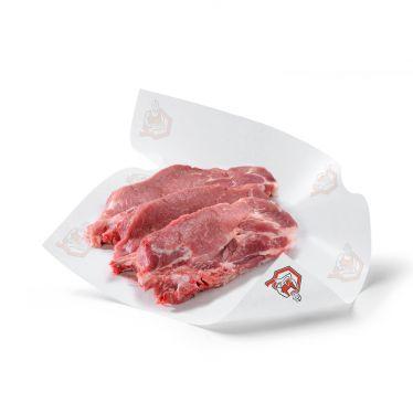 Halskotelett vom Schwein