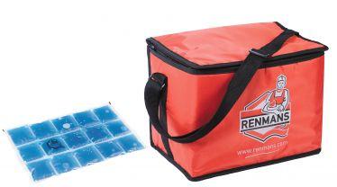 1 Frigo box + gel pack GRATIS